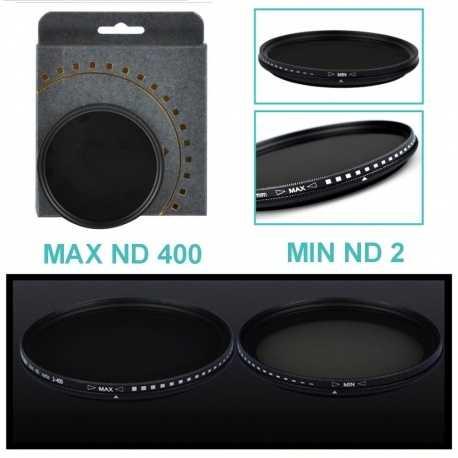 ZOMEI variabilní ND FILTR 52mm