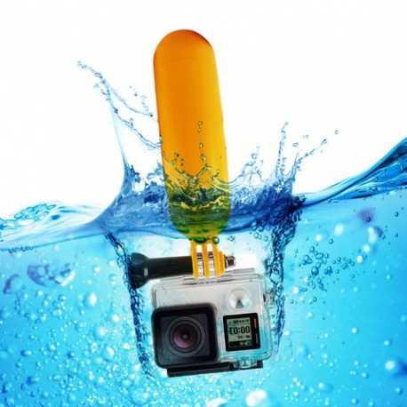 Žlutý plovák pro GoPro