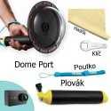 Dome Port pro Xiaomi Yi 2 4K