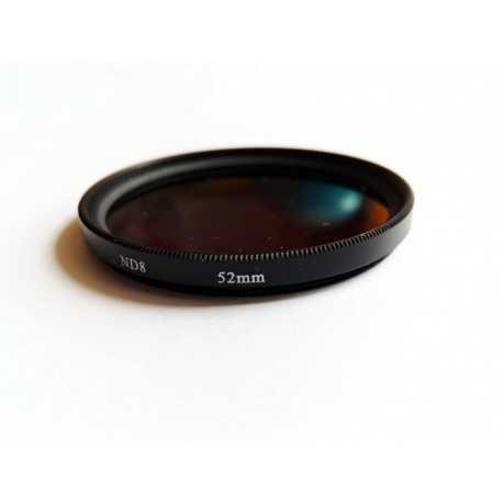 Filtr ND 8 52mm