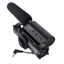 Stereo mikrofon pro DSLR Nikon a Canon