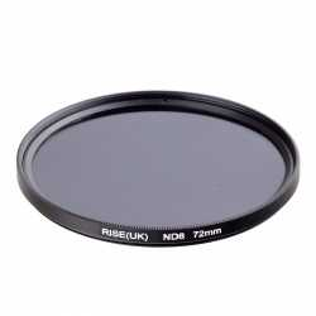 72 mm Filtr ND8 pro DSLR Nikon a Canon
