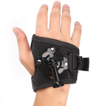 360° otočná rukavice