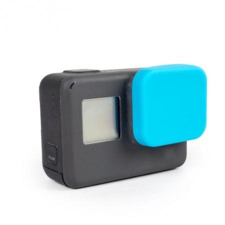 Silikonová krytka pro GoPro 5 | 6 | 7 - modrá