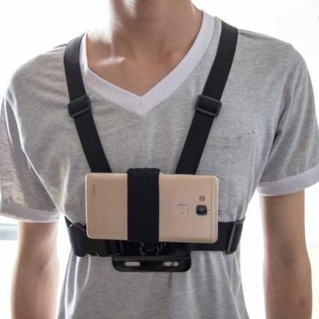 GoPro z mobilu - držák pro mobil