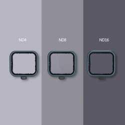 Sada ND filtrů pro GoPro Hero 5 | 6 | 7