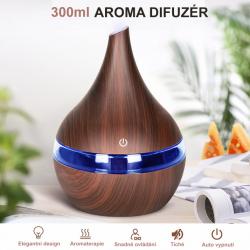 Elektrický aroma difuzér 300ml