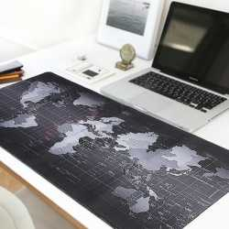 Podložka pod myš mapa světa 30x70 cm
