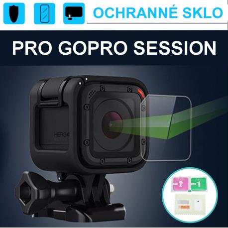 Sklo pro čočku GoPro Session