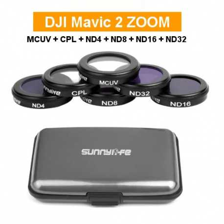 4ks ND filtry pro Mavic 2 ZOOM