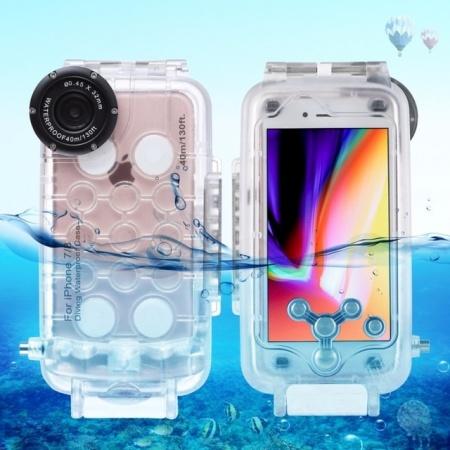 Vodotěsné pouzdro pro IPhone 7 | 8 do hloubky 40m
