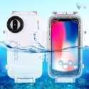 Vodotěsné pouzdro pro IPhone X | XS do hloubky 40m