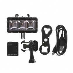 Vodní LED světlo video pro GoPro