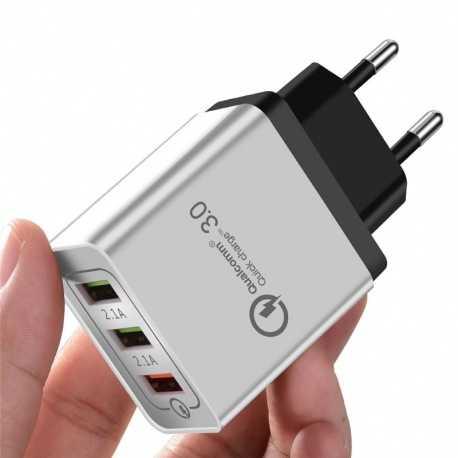 Rychlonabíječka USB 3.0