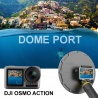 Dome Port pro DJI Osmo Action