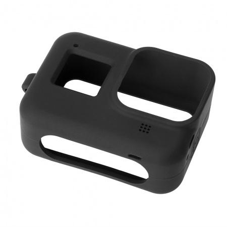 Silikonový obal pro GoPro Hero 8 - černý