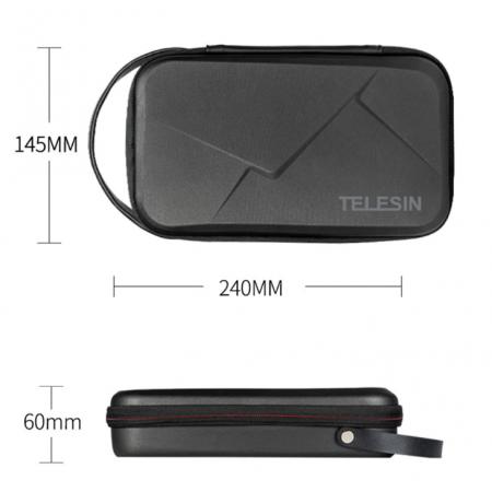 Brašna TELESIN pro GoPro 5 | 6 | 7 | 8 | Xiaomi Yi | Osmo Action