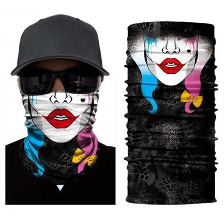 Nákrčník | šátek - Harley Quinn